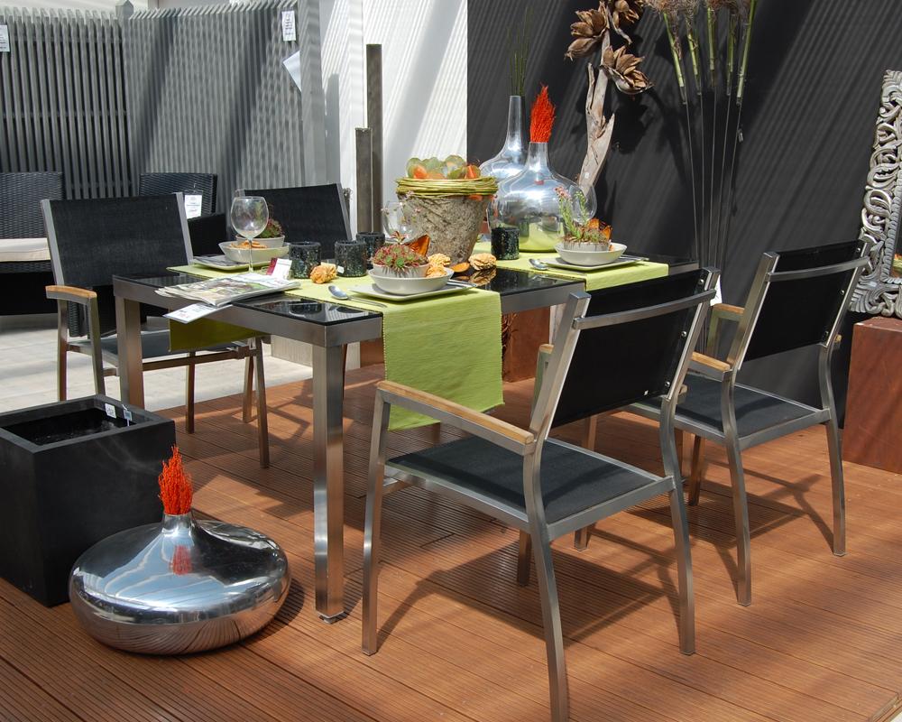 Outdoor Konzept Gartenmobel Kassenfertig
